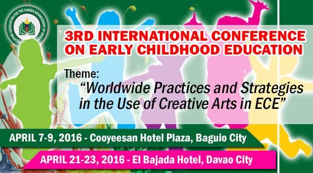 INTERNATIONAL CONFERENCE ON ECE APRIL 7-9 & 21-23, 2016